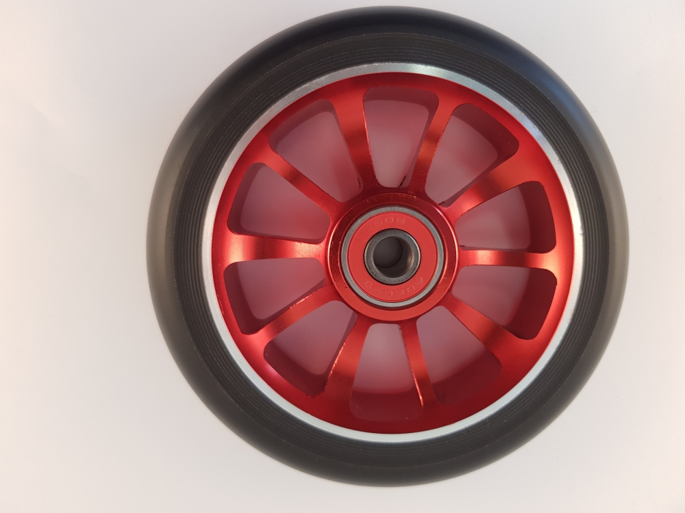 SSS Signature Wheel 110mm Red