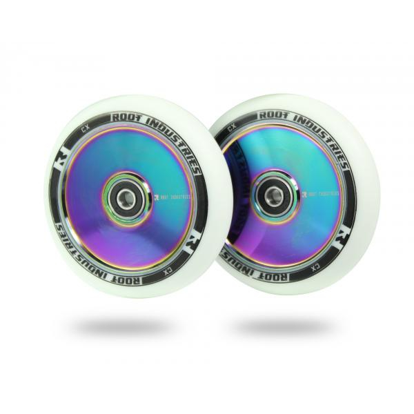 Root Industries Air 110mm Stuntstep Wielen White Rocket Fuel