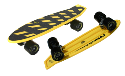 mini Atom retro skateboard