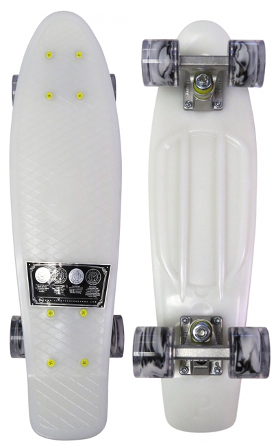 Penny Glow Rider Limited Edition 22'' Black / White