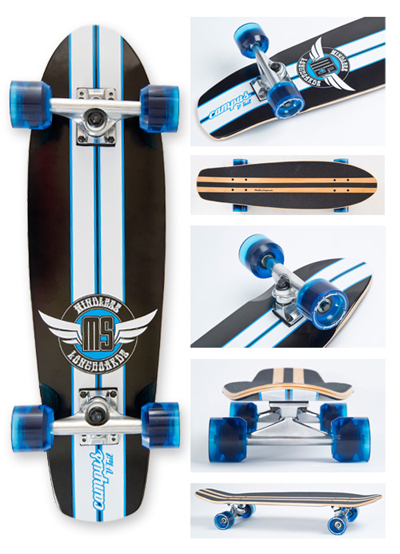 Mindless Campus V-Tail blue
