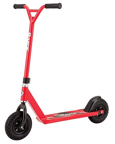 Razor RDS Dirtscooter red