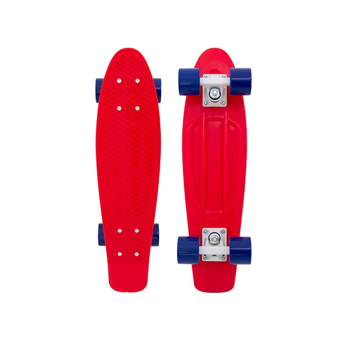 Penny Board Classic Serie 22'' Red