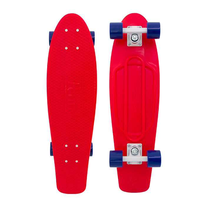 Penny Board Classic 27'' Red