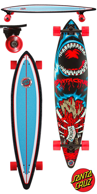 Santa Cruz Retro Shark 43,5