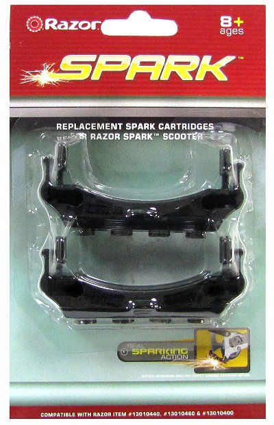 Spark Scooter Replacement set