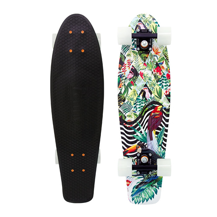Penny Board Graphic 27'' Toucan Tropicana