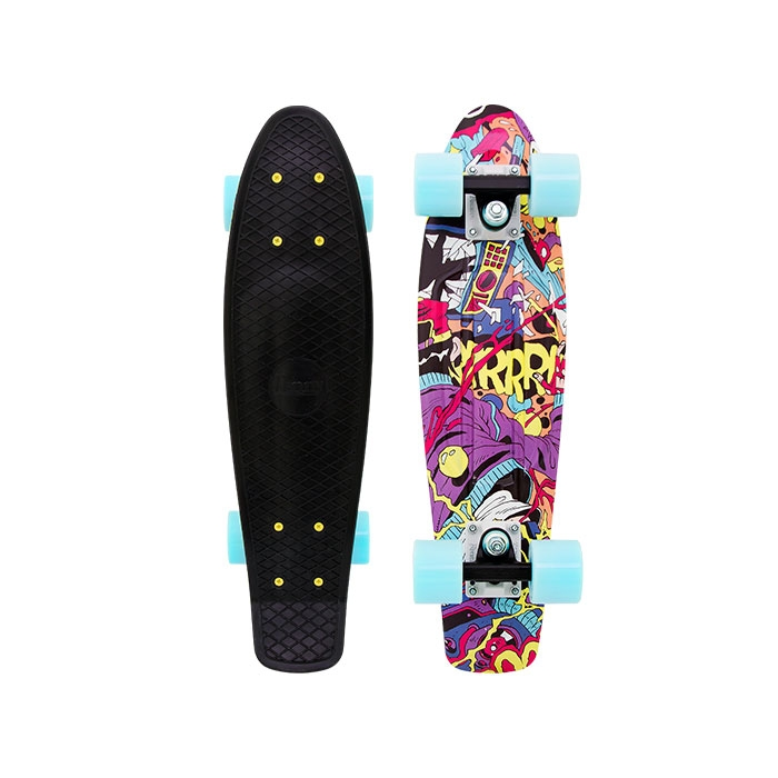 Penny Board Graphic Serie 22'' TV Vandal
