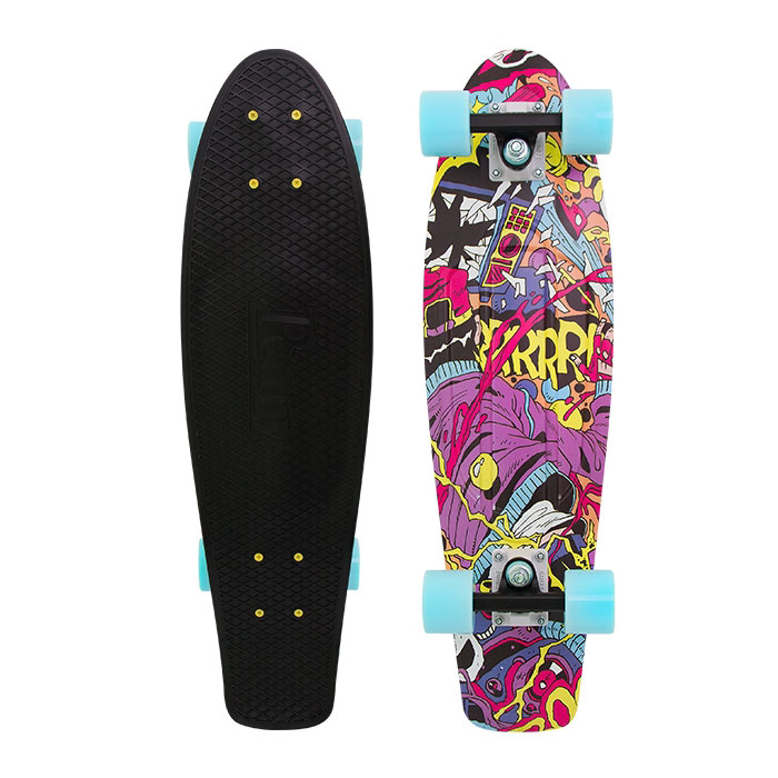 Penny Board Graphic 27'' TV Vandal